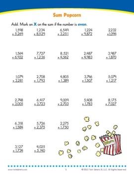 Premium Education Math Grade 4