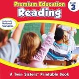 Premium Education Reading Grade 3