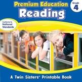 Premium Education Reading Grade 4