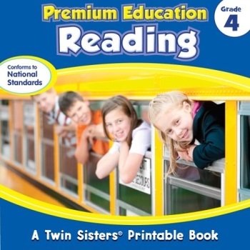 Premium Education Reading Grade 4