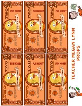 Premium Fun Money - Dino Dollars
