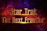 Premium Text Effect - Cinema Titles (Star Trek)