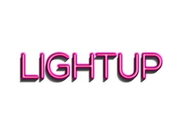 Premium Text Effect - 3 Dimensional #2 (Lightup)