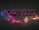 Premium Text Effect - 3 Dimensional #6 (Fusion)