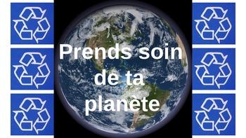 Prends soin de ta planète