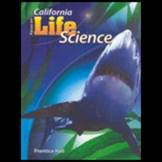 Prentice Hall Focus on Life Science Textbook