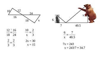 Prentice Hall Geometry Chapter 8