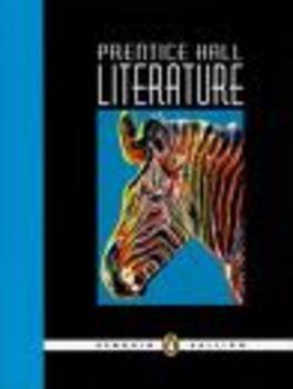 Prentice Hall Literature Book 7th grade POETRY PROJECT