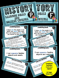 Prep/Found HISTORY – All AC Descriptors Learn Goals & Success Criteria Posters.
