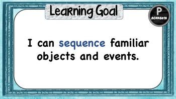 Prep/Found HISTORY – All AC Descriptors Learn Goals & Success Criteria Posters.