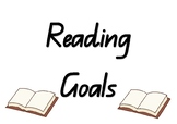 Prep / Foundation / Kindergarten Reading Goals