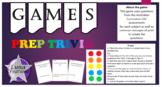 Prep Trivia Game