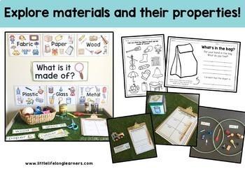 Australian Curriculum - Prep and Foundation Science Unit Bundle