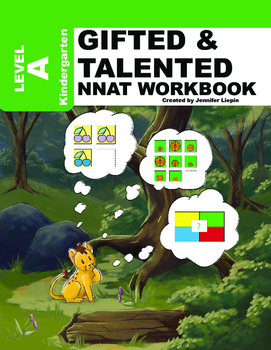 Prep for NNAT - Analogies, Serial Reasoning, Pattern Completion