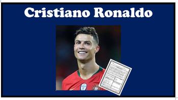Preparación para el STAAR: Biografia: Cristiano Ronaldo