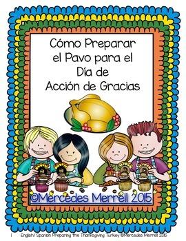 Cómo Preparar el Pavo para el Día de Acción de Gracias