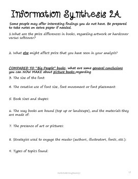 Prepare to Write a Children's Book: Analysis, Critical Thinking Gr. 6, 8, 9, 12