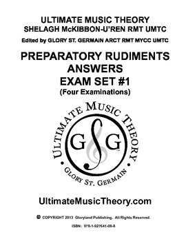 Music rudiments teaching resources teachers pay teachers music theory preparatory exam set 1 answers fandeluxe Image collections