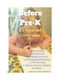 Preparing For Preschool E Book