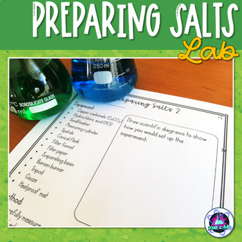 Preparing Salts (Copper chloride)