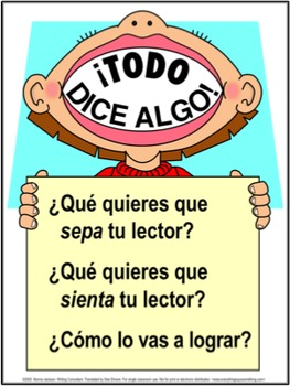Preparing Students for Quality Writing and State Writing Assessments (Spanish)
