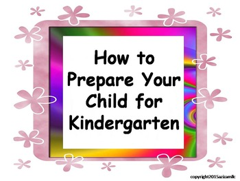 How to Prepare Your Child for Kindergarten: A Guide for Parents