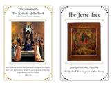 Preparing for Christmas: Advent Jesse Tree Book