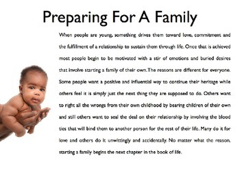 Preparing for Parenthood PowerPoint