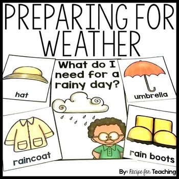 Preparing for Weather