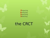Preparing for the CRCT