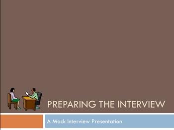 Preparing the Interview