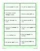 Preposition Game - BINGO {Differentiated}