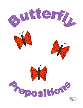 Preposition Butterflies