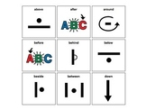 Preposition Cards
