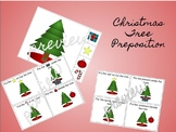 Preposition Christmas Tree
