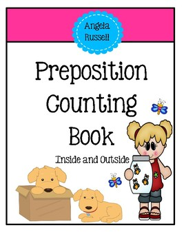 Preposition Counting Book