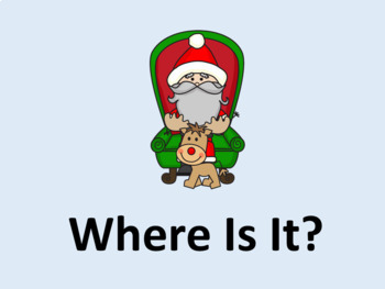 Preposition- December- Christmas