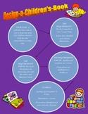 Preposition Design a Children's Book