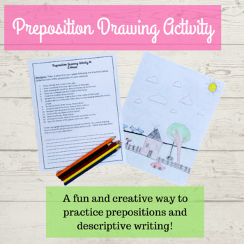 Preposition Drawings