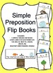 Prepositions: Adapted Flipbook Bundle