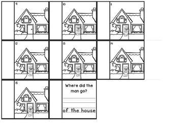 Preposition Flipbooks: Clip It, Flip It, Watch it Move!