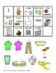 Preposition Fun! IN + Categories! Interactive Book Activity, Autism, Speech/Lang