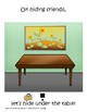 Preposition Fun! UNDER Interactive Book Activity, Autism, Speech and Language