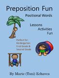 Preposition Fun Positional Words