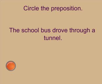Preposition Kooshball