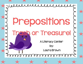 Preposition Literacy Center