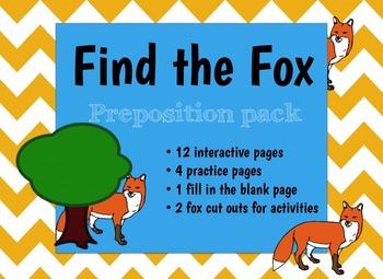 Preposition/Basic Concept Activity