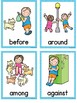 Preposition Posters & Cards