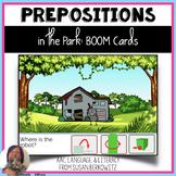 Preposition Practice No Print BOOM Cards Telepractice digi
