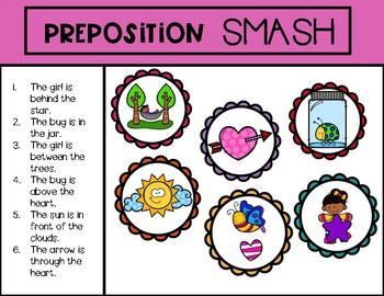 Preposition SMASHMAT